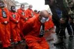 La cárcel de Guantánamo se abrió en enero de 2002 por decisión del entonces presidente George W. Bush.