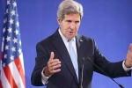 """Según Kerry, el reciente informe de los expertos de la ONU confirma de """"forma inequívoca el empleo de armas químicas, incluido gas sarín"""", en Siria."""
