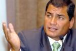 Correa recordó que en la última década se produjeron cinco golpes de Estado en la región.