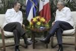 Durante el amistoso encuentro, se confirmó el buen estado de las relaciones entre nuestros países.