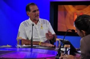René ofreció detalles de la campaña por la excarcelación de Gerardo, Ramón, Fernando y Antonio.