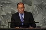 Lavrov destacó la muestra de voluntad real de Damasco a la cooperación en el tema.