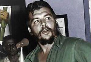 El Che sobresalió por su espíritu internacionalista.