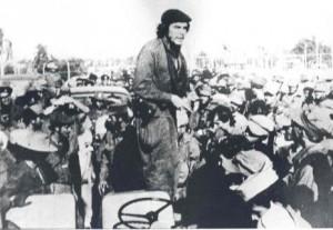 Como máxima autoridad del Movimiento 26 de Julio en Las Villas, el Che desarrolló un amplio accionar a favor de la unidad.