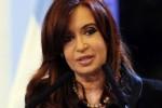 Cristina Fernández evoluciona muy bien luego de ser operada hace 15 días de un coágulo craneal.