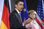 La reunión supone la continuidad de un conversación telefónica entre Obama y Merkel la semana pasada.
