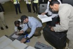 Un grupo de 60 expertos de la OPAQ y la ONU se encuentran en Siria para inspeccionar los almacenes sirios que albergan armamento químico.