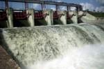Unos mil 600 millones de metros cúbicos de agua han sido vertidos por la presa Zaza en los últimos días.