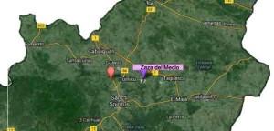 El accidente ocurrió en una zona despoblada cercana a Zaza del Medio, en Sancti Spíritus