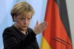 Obama habló el miércoles por teléfono con Merkel.