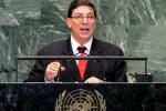 Rodríguez, intervendrá en la plenaria de 193 países, foro donde en los últimos 21 años el cerco de Washington ha sido rechazado de manera categórica.