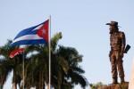 Yaguajay rinde homenaje al Comandante Camilo Cienfuegos en el aniversario 54 de su desaparición física.
