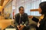 Fernández abordó las dificultades financieras que enfrenta la Unesco a causa del impago impuesto por su principal contribuyente, Estados Unidos.