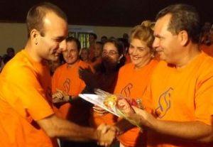 Al delegado directo Giovanny González Roche, de la Unidad Empresarial de Base (UEB) Central Uruguay, se unen otros siete jóvenes.