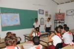 Organización escolar y eficiencia caracterizan el proceso docente-educativo del centro.