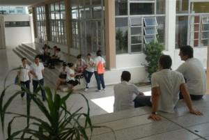Los alumnos extranjeros se insertan en la cotidianidad escolar de la Universidad de Ciencias Médicas en Sancti Spíritus.