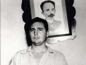 Fidel explicó detalladamente el programa económico, político y social de la revolución que el encabezaría pocos años después.