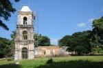 En San Isidro de los Destiladeros acometen labores de reforzamiento estructural de la torre-mirador.