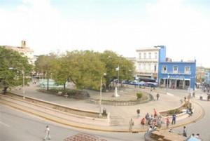 La rehabilitación integral del parque Serafín Sánchez redundará en el reordenamiento del Centro Histórico.