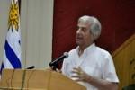 Tabaré fue presidente de Uruguay en el periodo de 2005 al 2010 y entonces libró una intensa campaña contra el tabaco.