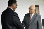 Ricardo Cabrisas agradeció la postura de Níger con respecto a Cuba en la ONU.