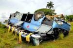 El 80 por ciento de los accidentes masivos ocurre en zonas rurales.