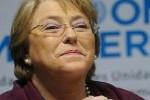 La expresidenta Michelle Bachelet ganó este domingo la mayoría de los votos en la primera vuelta de las elecciones presidenciales en Chile.