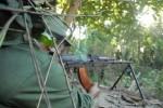 El ejercicio busca fortalecer la invulnerabilidad militar del territorio.