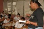 La superación del profesorado y el perfeccionamiento de la clase, son algunos de los retos propuestos por el Chino.