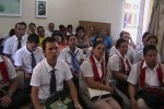 La escuela brinda asesoramiento en el perfeccionamiento empresarial, la calidad de los servicios y el reordenamiento del polo Trinidad- Sancti Spíritus.