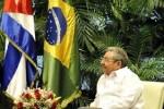 Raúl Castro, presidente de los Consejos de Estado y de Ministros de Cuba.