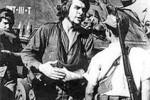 Imagen del Che en Cabaiguán el día de la liberación del municipio.
