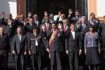 Foto oficial de la Cumbre extraordinaria ALBA-Petrocaribe.