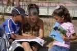 Los espirituanos recibieron más de un centenar de títulos en su mayoría dirigidos a los niños y jóvenes.