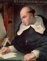 Bartolomé de las Casas.