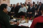 Maduro consideró que la reunión fue una gran demostración de los valores democráticos de la Revolución Bolivariana.