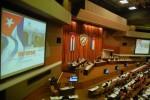 La sesión ordinaria de la Asamblea Nacional del Poder Popular debe culminar este sábado.