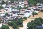 La tendencia es que se registren nuevos aguaceros, lo cual provocará más desastres en zonas saturadas por las aguas.