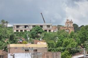 El diseño arquitectónico del hotel Pansea armonizará con el entorno.