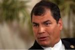 Correa calificó de gravísimas las revelaciones.
