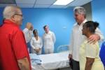 Díaz-Canel destacó la importancia estratégica del trabajo de los más de 40 000 cooperantes cubanos en Venezuela.