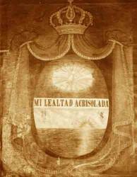Escudo colonial