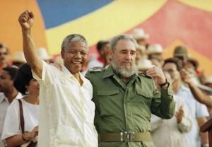Fidel: Mandela era un apóstol de la paz y  jamás realizó acción alguna en busca de gloria o prestigio.