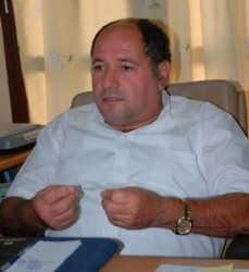 Reiner Rendón, delegado del MINTUR en la provincia.