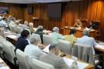 Sesionó por segundo día reunión del Consejo de Ministros.