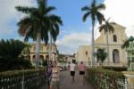 El Centro Histórico de Trinidad está declarado Monumento Nacional.