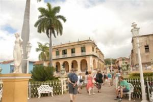 La celebración de los 500 años de Trinidad ha estado en la agenda de comercialización de este destino turístico.