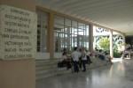 Diversas áreas de la sede universitaria fueron objeto de trabajos de reparación y mantenimiento en el transcurso del 2013.