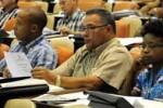 Los diputados cubanos trabajan este miércoles en diez comisiones.