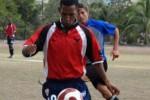 Ariel Martínez, máximo goleador espirituano.